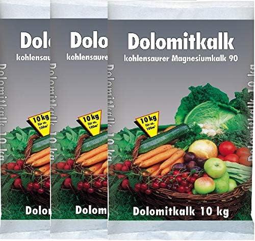 Dolomitkalk Dolomit - Cal para jardín (10 kg): Amazon.es: Bricolaje y herramientas