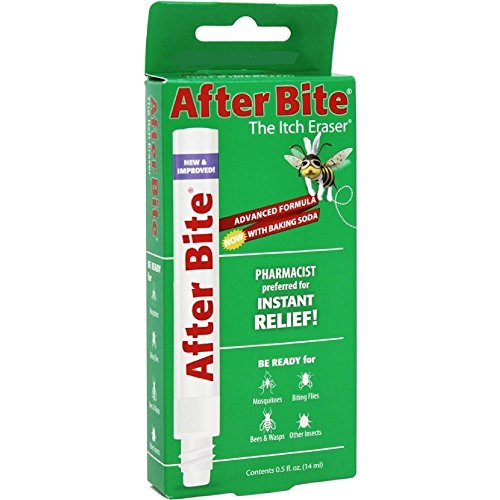 Insect Bite (After Bite New & Improved Insect Bite Treatment, .5-ounce, (4)