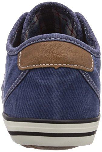 Mustang 1099-302, Women's Low-Top Sneakers Blue (841 Jeansblau)