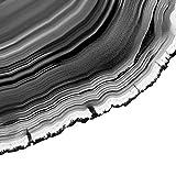 Grey Agate F , 30x30in. (paper)