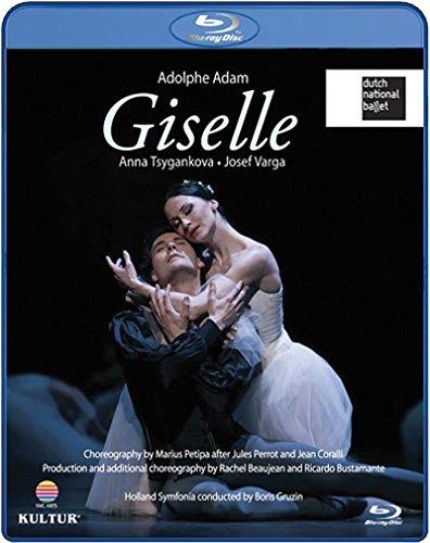 Jozef Varga - Giselle (Blu-ray)