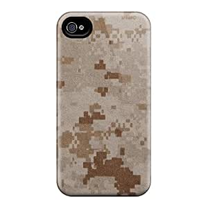 Cases Covers Compatible For Iphone 6/ Hot Cases/ Desert Camo Pattern Three