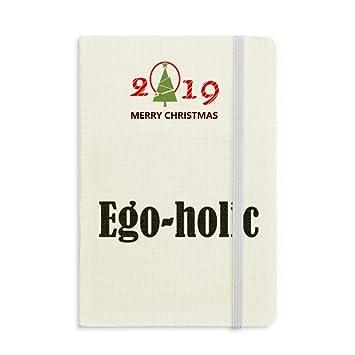 Elegante agenda para cuaderno 2019, diseño de palabra Ego ...