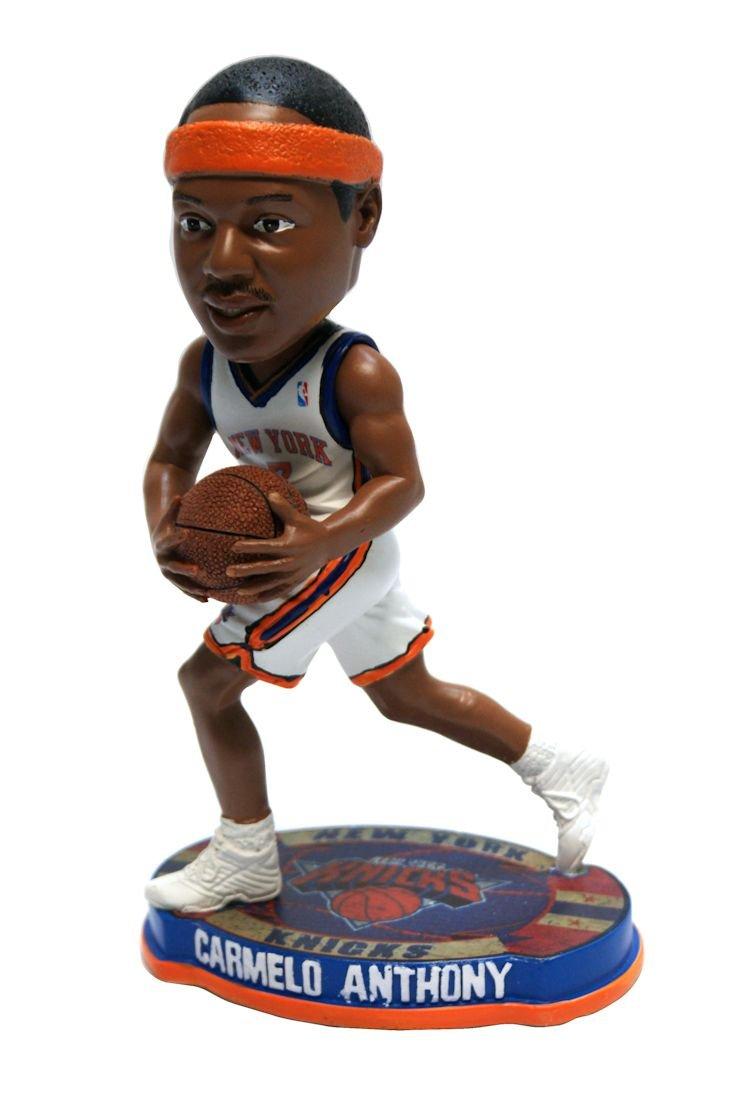 NBA New York Knicks Anthony C。# 7 2012ホームバスケットボールベースBobble   B00866FJLA