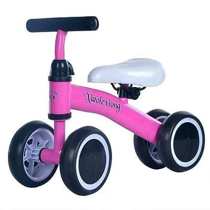 Amazon.com: YAXuan - Bicicleta de equilibrio para bebé, sin ...