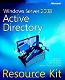 img - for Windows Server 2008 Active Directory Resource Kit Book/CD Package (PRO - Resource Kit) 1st (first) Edition by Riemer, Stan, Kezema, Conan, Mulcare, Mike, Wright, Byron published by MICROSOFT PRESS (2008) book / textbook / text book