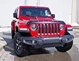 Auto Accessories Dealer Tough Guard Hood Smooth Protector for Jeep Wrangler JL 2018+