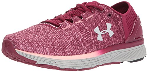 Under Armour UA W Charged Bandit 3, Zapatillas de Running Para Mujer Azul (Black Currant)