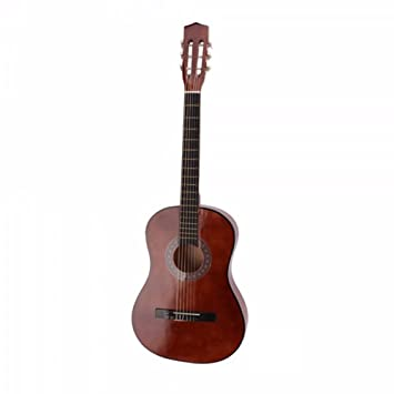 Muse museunlimited 38 cm 6 guitarra acústica Cuerdas principiantes ...