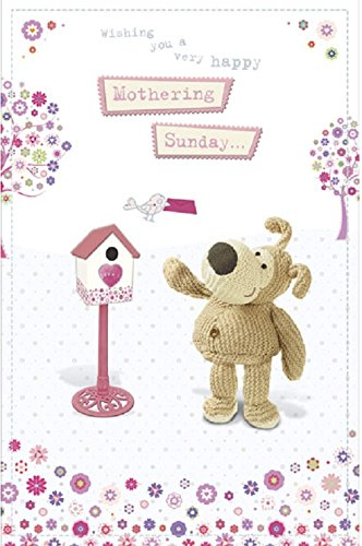 Boofle - Mothering Sunday - Card Mother's Day
