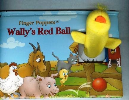 Download Finger Poppets - Wally's Red Ball ebook
