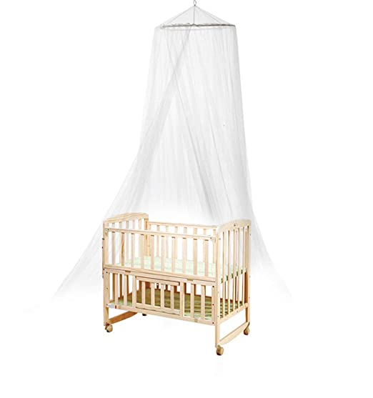 Amazon.com: hooddeal bebé mosquitero bebé cama infantil ...