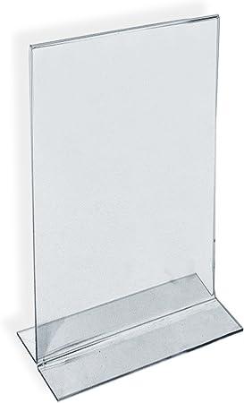 Amazon.com: Azar - Soporte de acrílico para carteles de ...