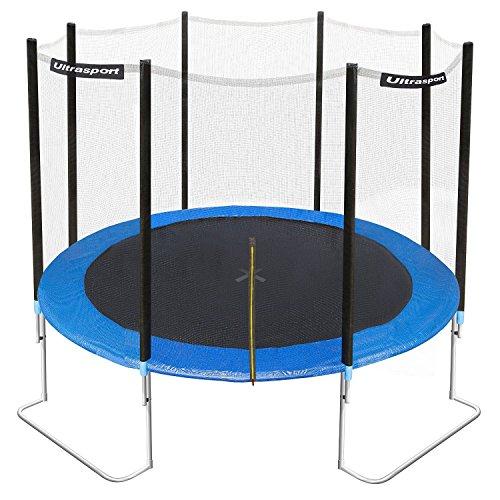 Ultrasport-Gartentrampolin-Jumper-366-cm-inkl-Sicherheitsnetz