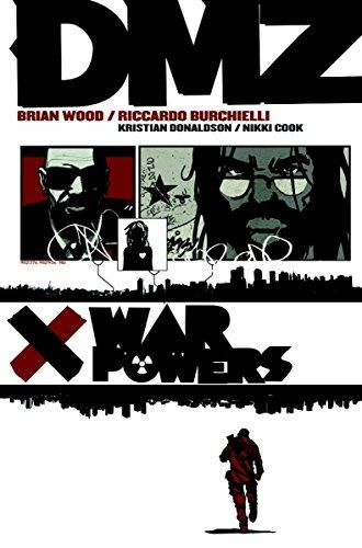 DMZ Vol. 7: War Powers by DC Comics