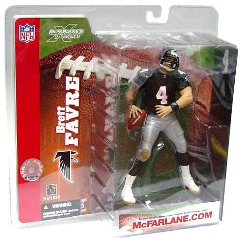 buy popular b57f0 ee6de McFarlane Toys NFL Sports Picks Series 6 Action Figure Brett ...