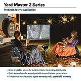 Elite Screens Yard Master 2, 120 inch Outdoor