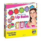 Creativity for Kids Make Your Own Lip Balm, New Improved Formula & Flavours
