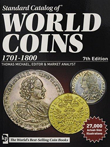 (Standard Catalog of World Coins, 1701-1800)