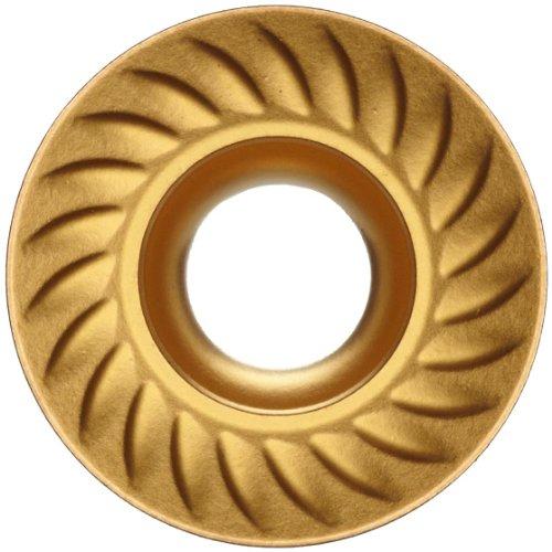 Sandvik Coromant COROMILL Carbide Milling Insert, RCKT Style, Round, S40T Grade, Multi-Layer Coating, RCKT2006M0PM,0.250