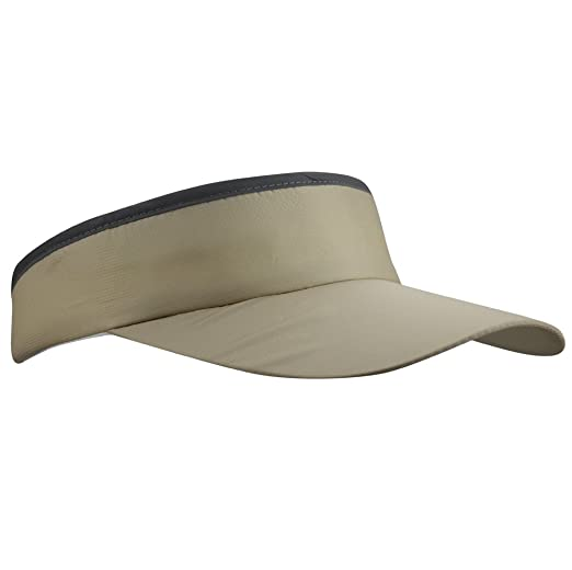fff277611a834 Image Unavailable. Image not available for. Color  eYourlife2012 Unisex  Summer Beach Runner Golf Long Brim Quick-Dry Empty Top Sun Visor Hat