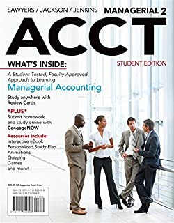 Financial acct2 with cengagenow 1 term printed access card managerial acct2 with cengagenow with ebook printed access card fandeluxe Images