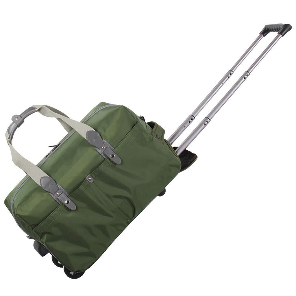 スーツケース トロリーケース2輪出張旅行外出トロリーバッグ大容量ライトトラベルバッグドラッグバッグハンドバッグトランク旅客ボックス (色 : A, サイズ さいず : 58*29*32CM) 58*29*32CM A B07KWLR2TF