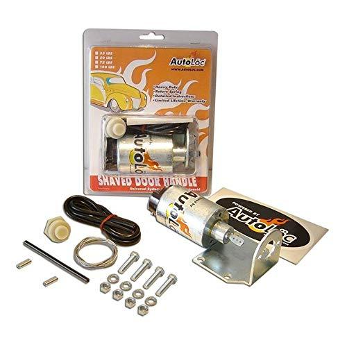 AutoLoc Power Accessories 9663 Shaved Door Pop Handle/Latch Popper Kit (100 Lbs)