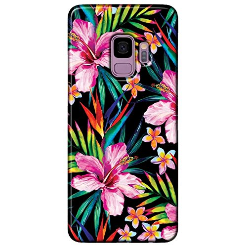 Capa Personalizada Samsung Galaxy S9 G960 - Flor - FL12