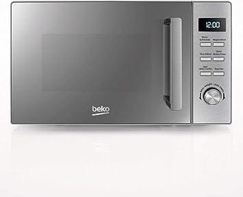 Beko Horno microondas mgf20210 X L, 800 W, inoxidable ...