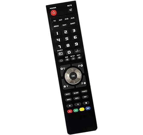 Compatible Reemplazo Mando a Distancia Revez Q10: Amazon.es: Electrónica