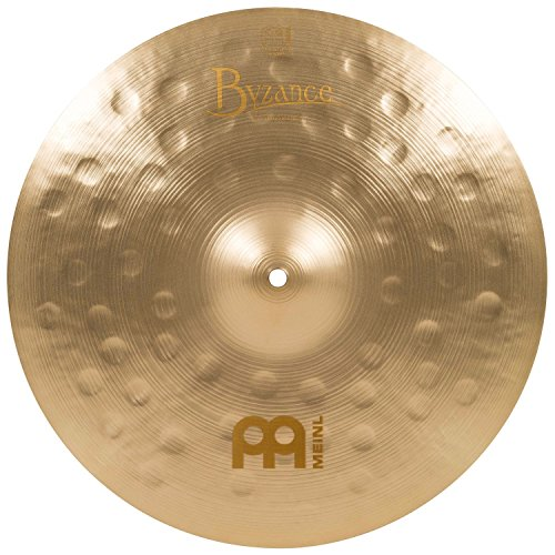 (Meinl Cymbals B16VC Byzance 16-Inch Vintage Crash Cymbal (VIDEO) )