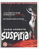 Suspiria-Blu Ray [Blu-ray] cover.