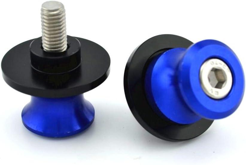 Brand New Blue Aluminum Smooth Derlin Swing Arms Spool Slider Fit For Honda CBR600RR 2007 2008 2009 2010 2011 2012