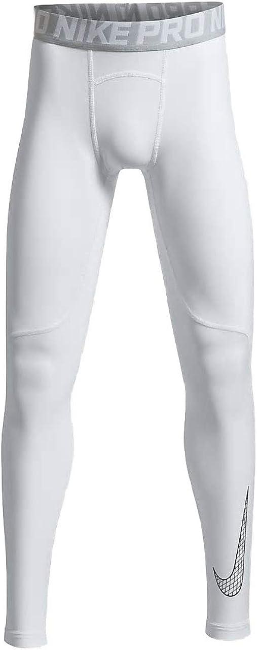 Nike Boys' Cool Hbr Comp Tights (Little Big Kids): Clothing