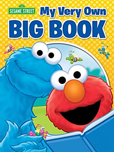 Sesame Street Foot Book 131campusmatercom