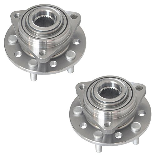 DRIVESTAR 513089X2 (Pair) Front Hub Bearing Assembly for 300M Concorde Intrepid Vision