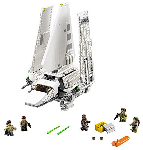 LEGO Star Wars Imperial Shuttle Tydirium 937PCS Playsets Building Toys