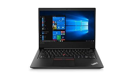 Lenovo ThinkPad E480 Laptop (Black)