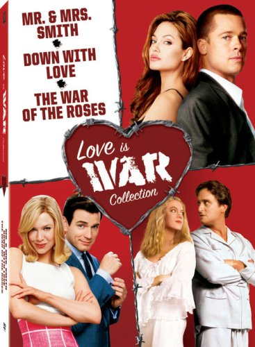 Love Is War Box Set (Mr. & Mrs. Smith / Down with Love / The War of the Roses)