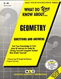 What Do You Know about Geometry?, Jack Rudman, 0837370639