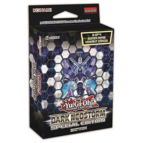 Yu-Gi-Oh! TCG: Dark Neostorm Special Edition Booster Box (Special Edition Cards)