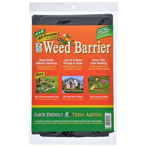 Easy Gardener All- Purpose Weed Barrier (4'x8')