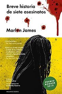 Breve historia de siete asesinatos par James