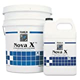 Franklin Cleaning Tech F465222 Nova X Extraordinary UHS Star-Shine Floor Finish Liquid 1 gal. Bottle