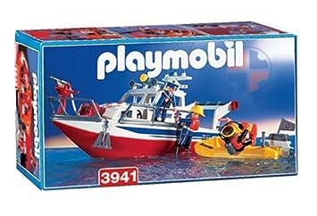 PLAYMOBIL 3941 - Rettungskreuzer