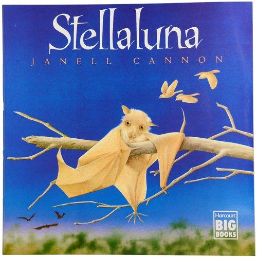Treasured Tales Big Books - Stellaluna