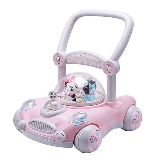 Y&MoD Multifuncional Andador Bebés, Carrito con Regulador de ...