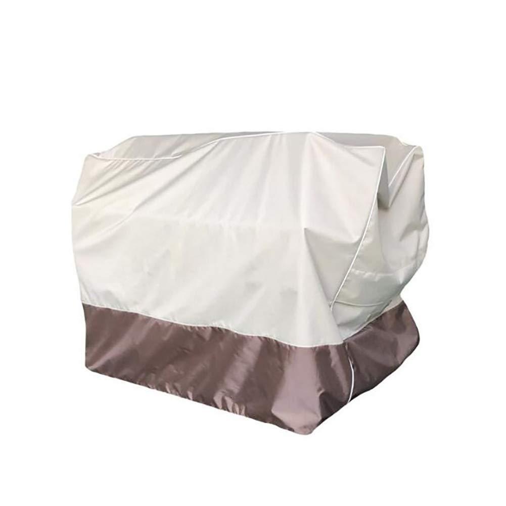 ファニチャーカバー庭の藤の家具カバー家の屋外の塵カバー防水および耐久力のある、25サイズ (Color : Beige, Size : 242x162x100cm) B07T5DSZK7 Beige 242x162x100cm