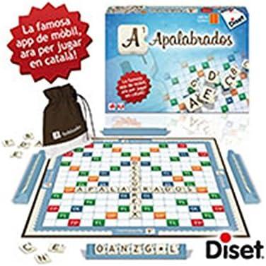 Diset Apalabrados. Catala , Juguete Educativo A Partir de 8 años: Amazon.es: Juguetes y juegos